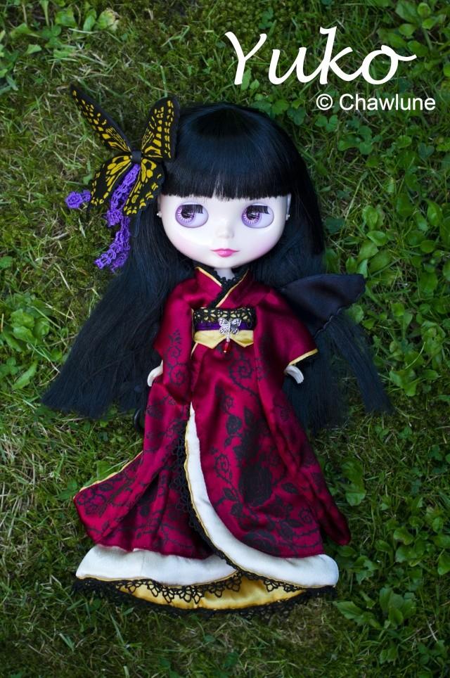 Chawlune's Blythes Yuko2s11