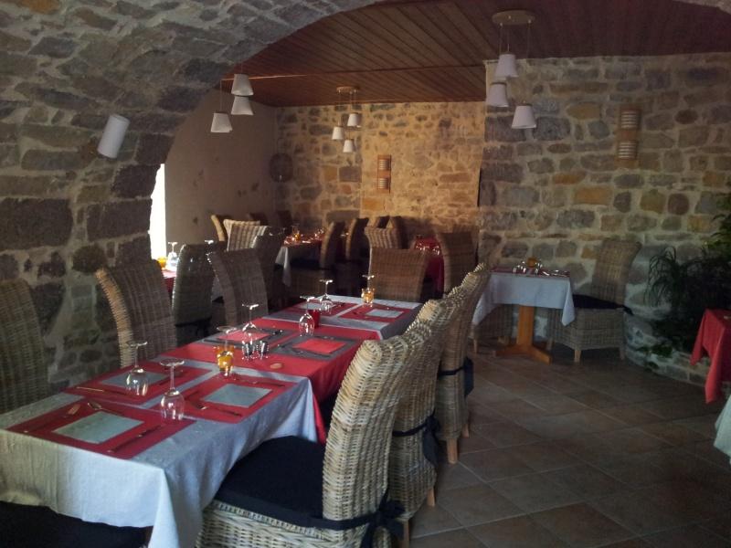 Resto sympa en Ardèche 20130713