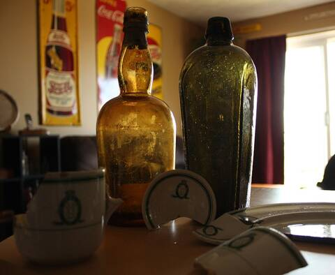 Rencontres 7UP bouteilles