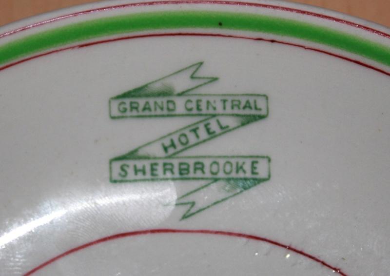 Assiette Grand Central hotel - Sherbrooke Zz11