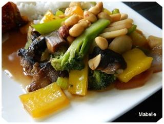 Légumes sautés Lagume10