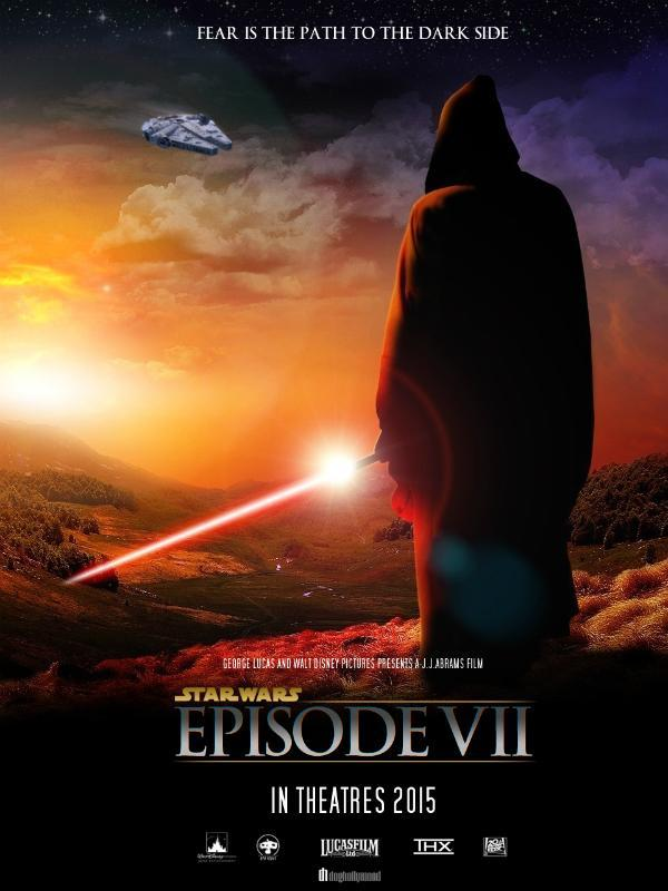 Who's starting to get excited about the new SW movies ? Anothe10