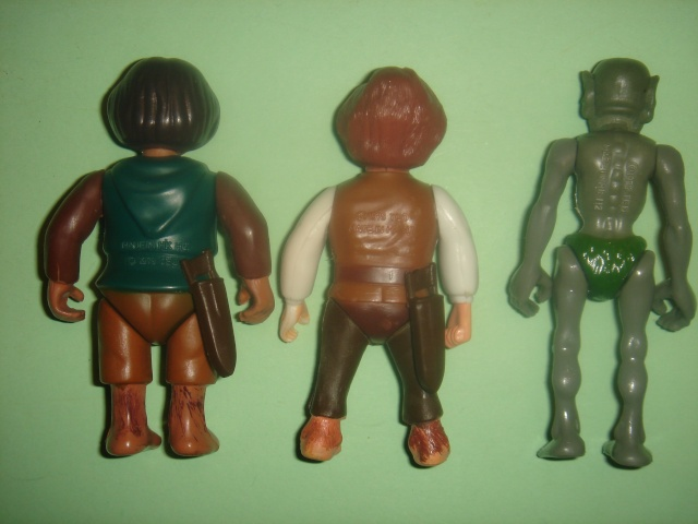 Does anyone else collect Knickerbocker's 1979 Lord of The Rings figures ? Dsc09412
