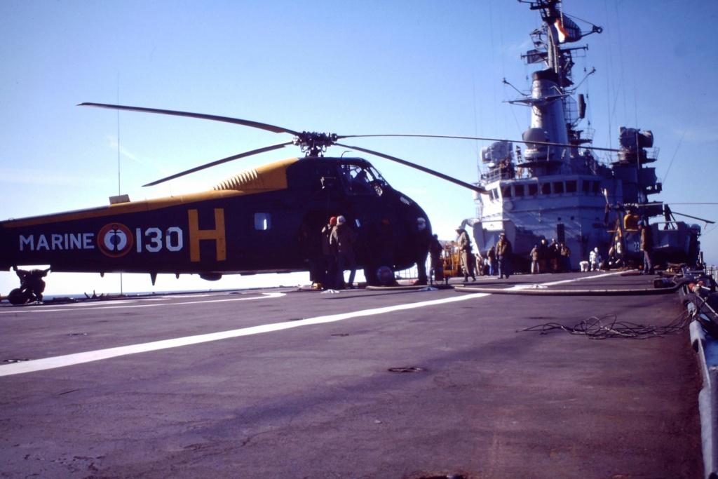 [Aéronavale divers] Où sont passés nos hélicos HSS1 ? - Page 7 2012-014