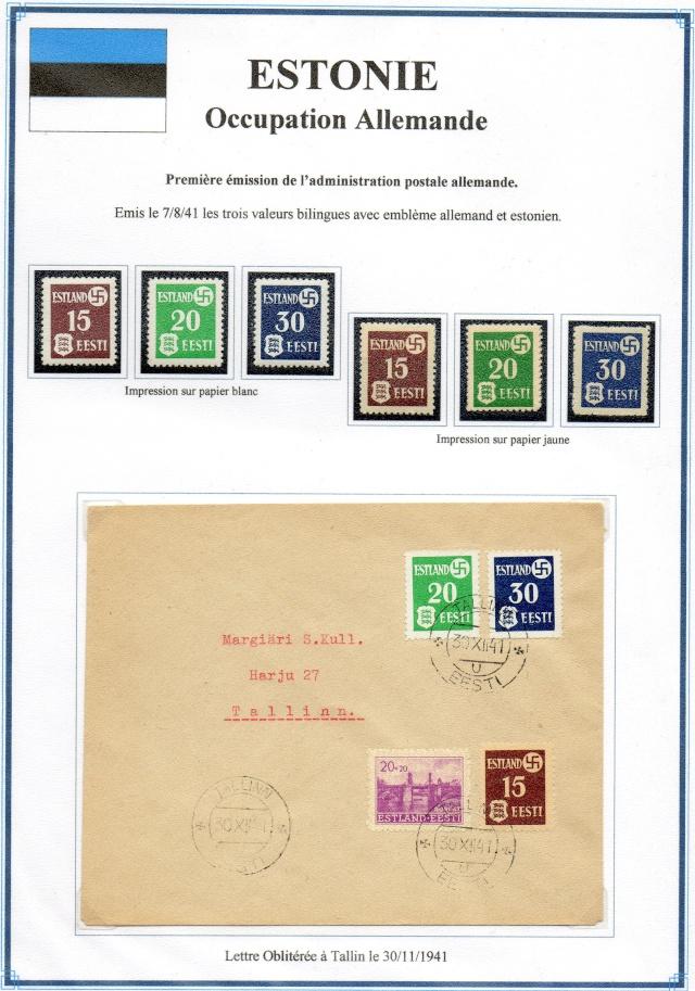 ESTONIE occupation allemande Img46911