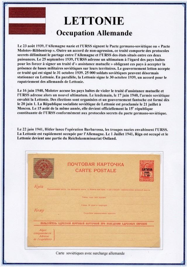 LETTONIE occupation allemande Img47210