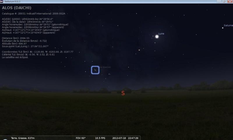2013: le 18/07 à 22h45/22h55 - enorme flash apres un flash  iridiumUn phénomène ovni surprenant - Saint Raphael - Var (dép.83) Grasse10