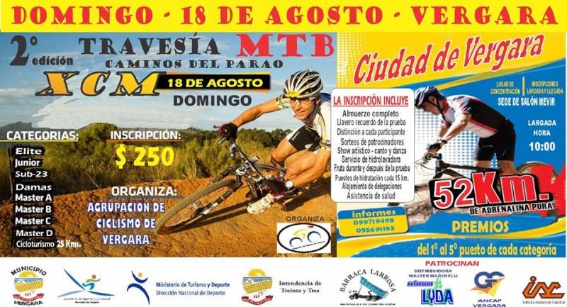 2° Edicion Camino Parao - Vergara -  10015011