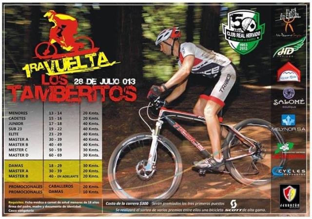 1° Vuelta Los Tamberitos - Fray Bentos -  60047210