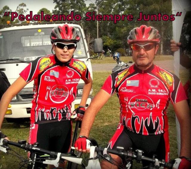 Pedaleando Siempre Junto - 2013 - 94311810