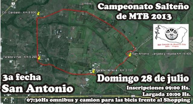 3° Fecha del Campeonato Salteño 99885510