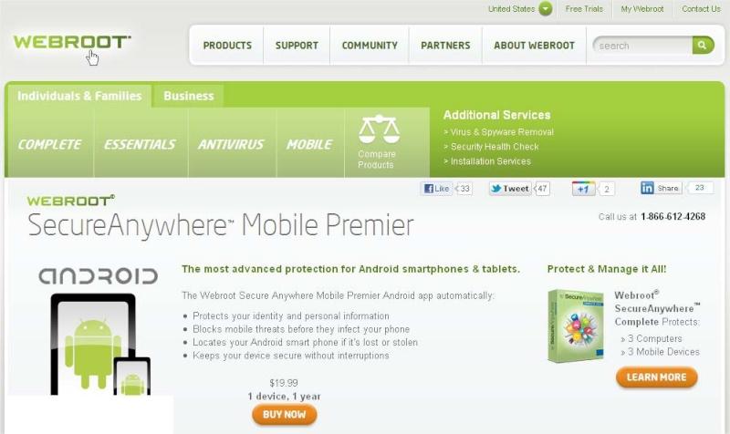 Best Android Antivirus 711