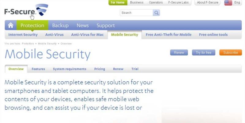 Best Android Antivirus 911