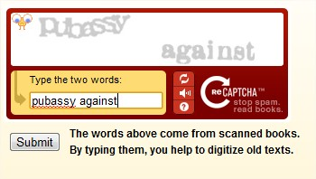 How To Bypass CAPTCHA Authorization Text Captch12