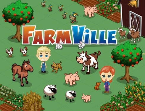 Top 10 Best Facebook Games Farmvi10