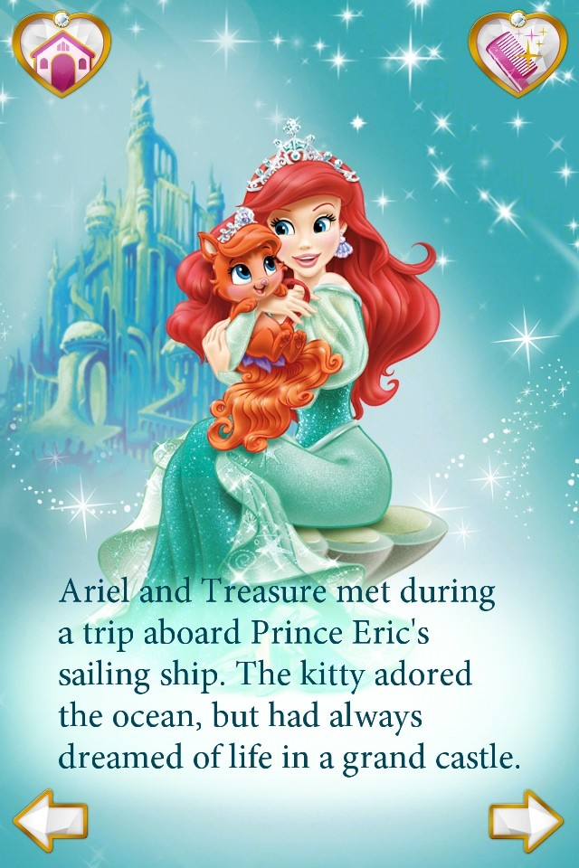 Palace Pets Disney ♥ - Page 2 Arielp10