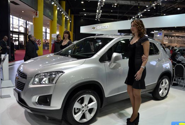 Salón del Automóvil de Buenos Aires 2013 Chevro10