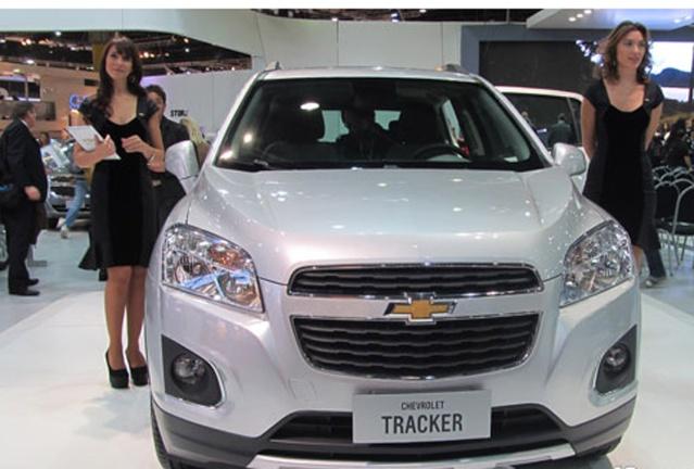 Salón del Automóvil de Buenos Aires 2013 Tracke10