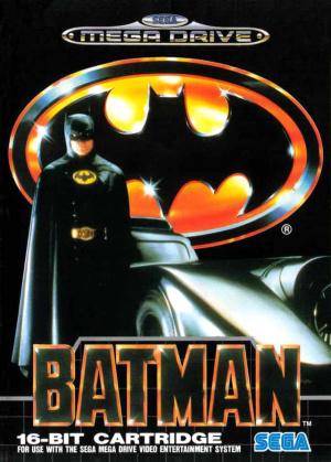 (Test) Batman - Megadrive Batmmg11