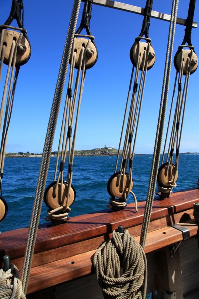 Navigation à bord du Marité autour de l'archipel de Chausey 45891110