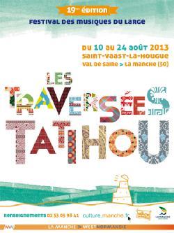 les Traversées de Tatihou, édition 2013 Visuel10
