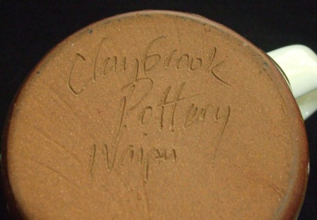 Claybrook Pottery - Waipu Claybr11