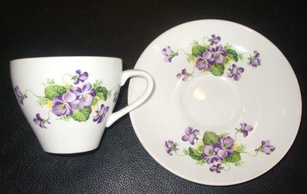 Purple Violets? Kelston Backstamp - Is Lilac Time Pat.No.757 Purple10