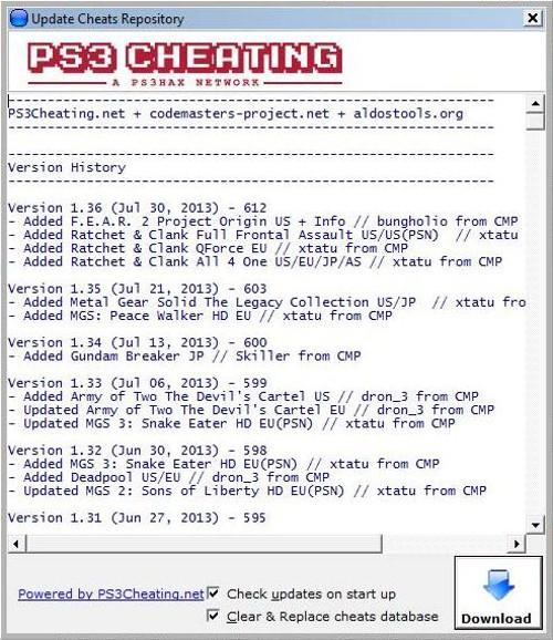 [PS3] Modification d'EBOOT & Création de PKG: Service Technique Captur18