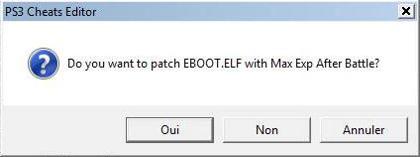 [PS3] Modification d'EBOOT & Création de PKG: Service Technique Captur22