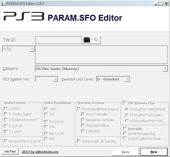 [PS3] Modification d'EBOOT & Création de PKG: Service Technique Captur36