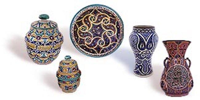 Tresors Amazigh, bijoux costumes mode Berbère Mimoun11