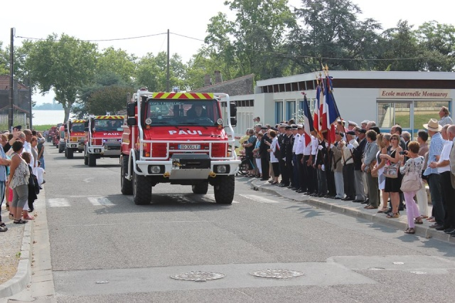 Photos du Défilé du 14 Juillet 2013 à Pauillac 10017410
