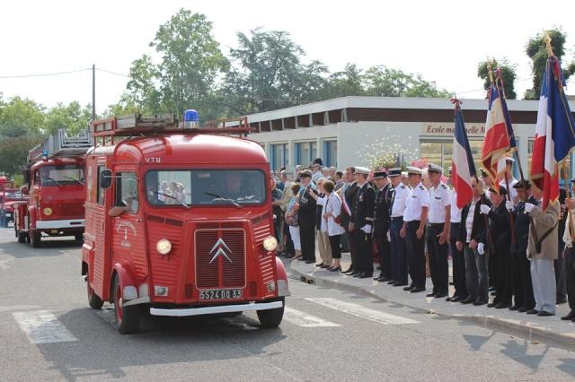 Photos du Défilé du 14 Juillet 2013 à Pauillac 10131710
