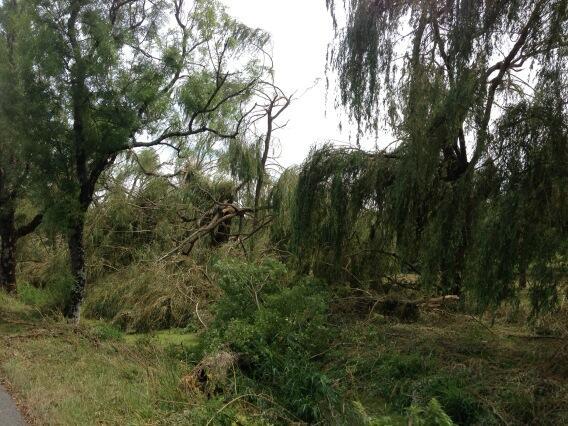 Orages et Bilans des orages dans le Médoc Bqrwa710