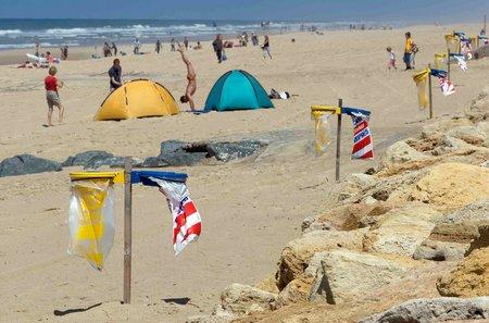 Protégeons nos plages et nos dunes Poubel10