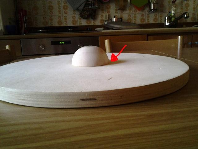 Tavoletta propriocettiva: come costruirsela con meno di 10€ Tavole12