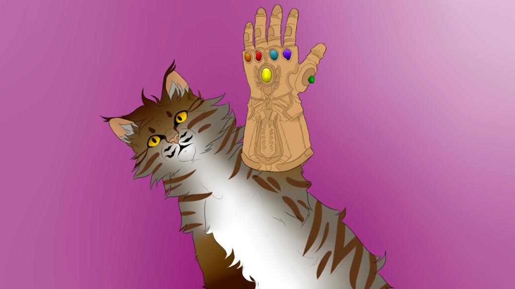 Art Contest Voting Thanos10