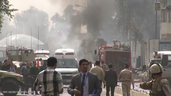 العراق.. قتلى بهجمات واعتقال سجناء فارين 1-350310