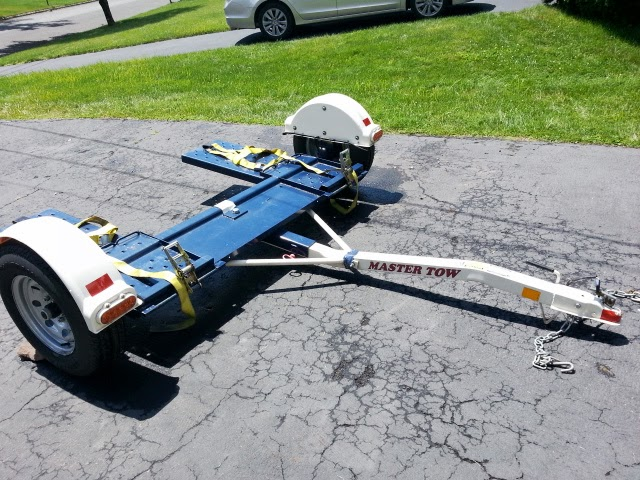 For Sale Tow Dolly Almost New 2011 Master Tow - quick sale for $850 Master10