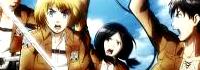 Shingeki no Kyojin, L'attaque des titans Sans_t25