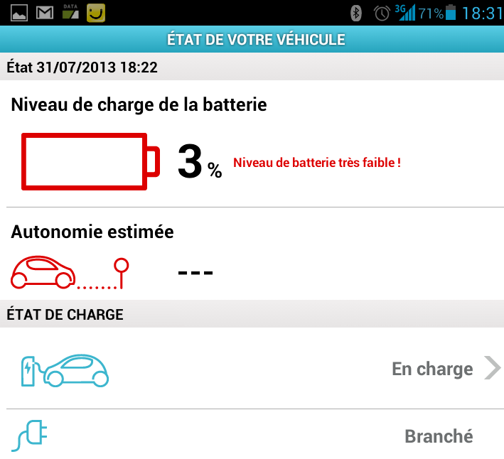 200 kms sans recharger. Enfin j'ai réussi! Screen10