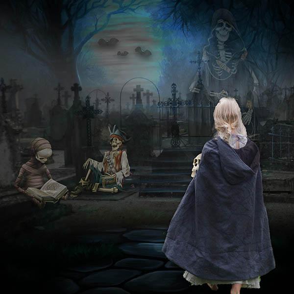 HALLOWEEN NIGHT - jeudi 15 octobre / thrusday october 15th Hallow10
