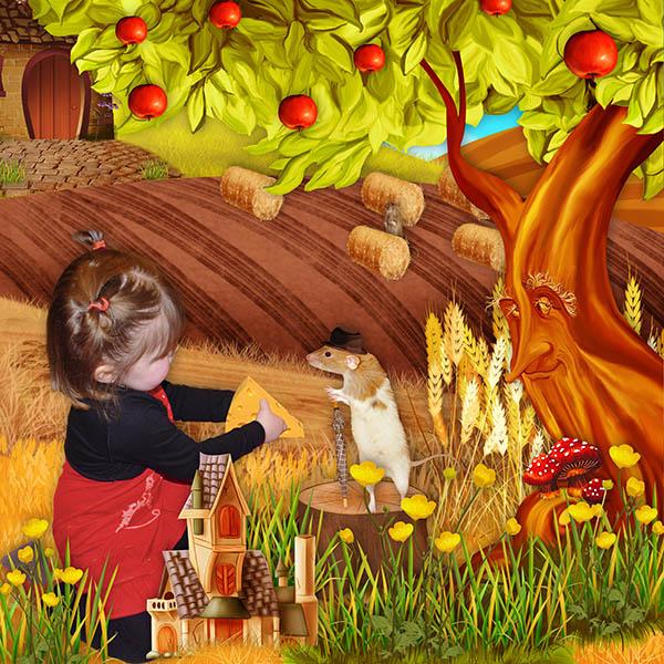 LE RAT DES VILLES ET LE RAT DES CHAMPS - vendredi 4 octobre / friday october  4th Le_rat10