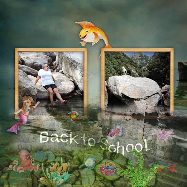 SCHOOL UNDER THE SEA - jeudi 19 septembre / thursday september 19th School10