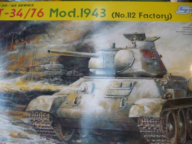 Dragon T 34/76 Smart-Kit 1:35 P1070312