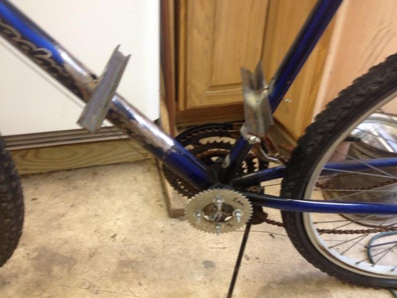 motorized bike 10447610