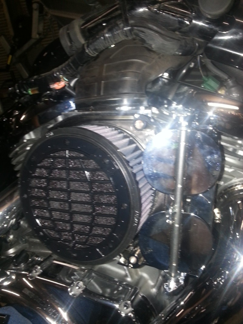 Thunder Air kit Install 20130714