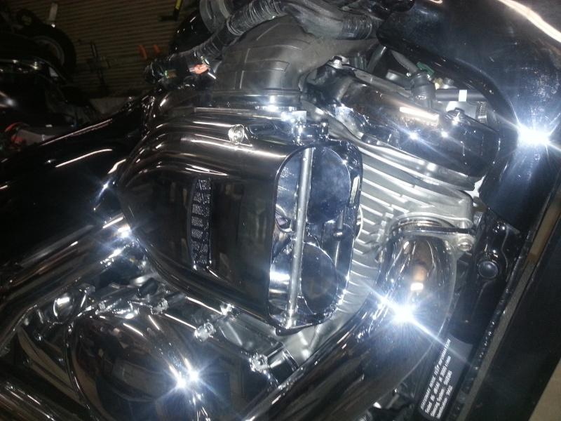 Thunder Air kit Install 20130717