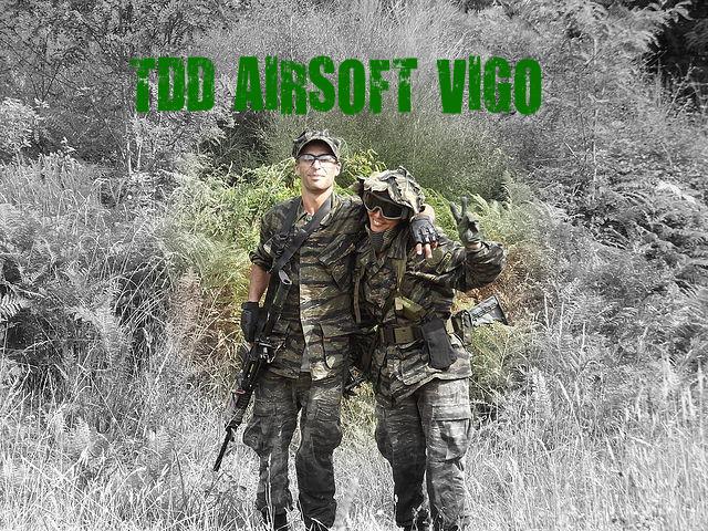 TDD AIRSOFT VIGO