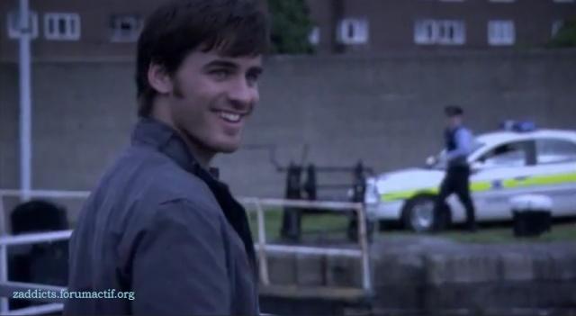 Colin O'Donoghue ( Killian Jones aka Hook) - Page 2 Clinic16